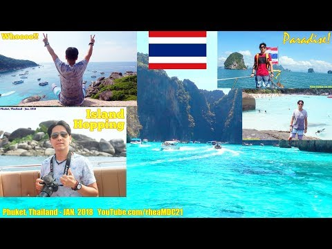 Travel to South East ASIA: Our Trip to PHUKET THAILAND! Island Hopping, City Tour, Food Trip, etc...