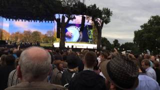 the pogues dirty old town live at london s hyde park july 5th 2014 the libertines warm up