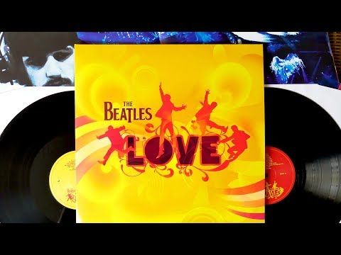 The Beatles - Love - The Beatles Vinyl Collection Unboxing