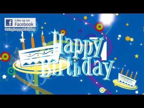 Happy Birthday Barney