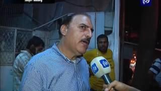 انهيارات وسط البلد في العاصمة عمان