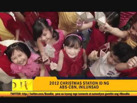 Marc Logan reports on ABS-CBN Christmas song