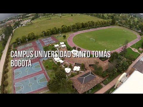 Campus Universidad Santo Tomás - Bogotá