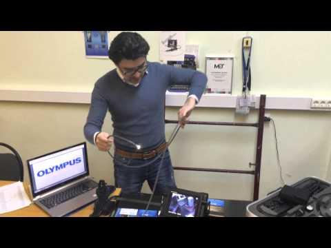 Iplex RX и Iplex RT комплект PRO видеоскоп от Olympus NDT и ООО ПВП СНК