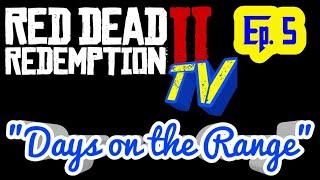 Red Dead Redemption 2 Online TV - Episode 5 - Lack Of Cougar Frustration