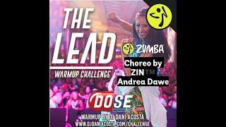 Zumba Warmup - The Lead - DJ Dani Acosta - ZIN Andrea Dawe