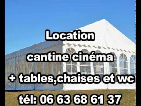 location cantine catering paris