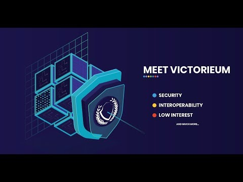 VICTORIEUM ICO REVIEW - OFFSHORE BANK, Crypto Backed loans, DEBIT/CREDIT CARDS