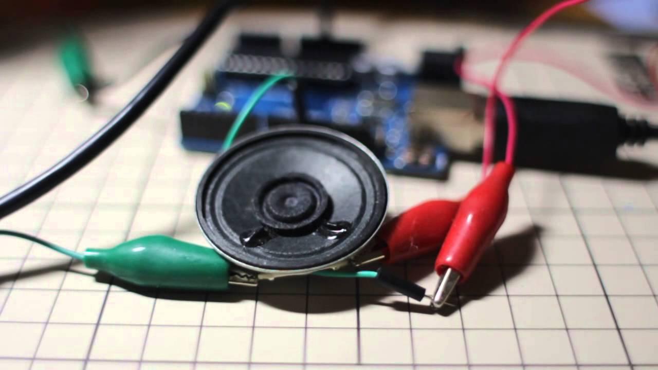 Arduino as easy midi sound module
