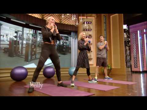 Lindsey Vonn Olympic Workout