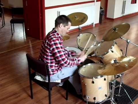 Drumming techniques steven saunders.