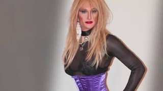 How To Lace Yourself Into Your Crossdresser Corset | GlamourBoutique.com