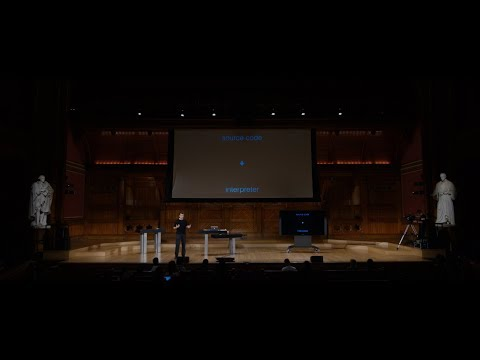 CS50 2017 - Lecture 8 - Python