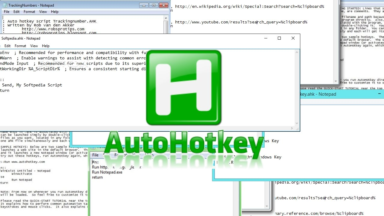 The Many Uses of AutoHotKey