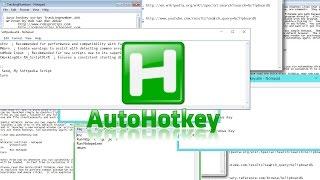 The Many Uses of AutoHotKey