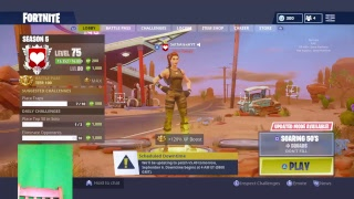 Fortnite Battle Royale Gameplay| Grinding for level 100| PSN Giveaway| Cop Builders Owner| Seth Alex A|