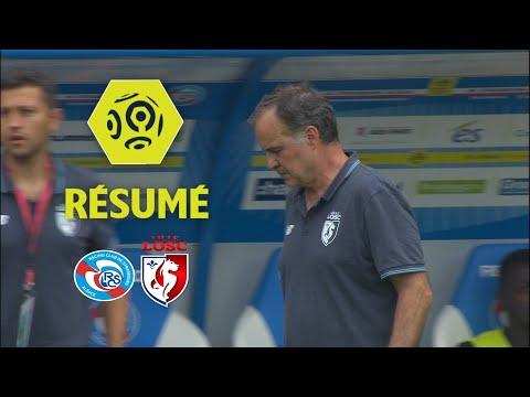 RC Strasbourg Alsace - LOSC (3-0)  - Résumé - (RCSA - LOSC) / 2017-18