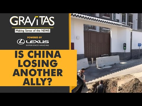 Gravitas: Turkey cuts off water supplies to Chinese embassy