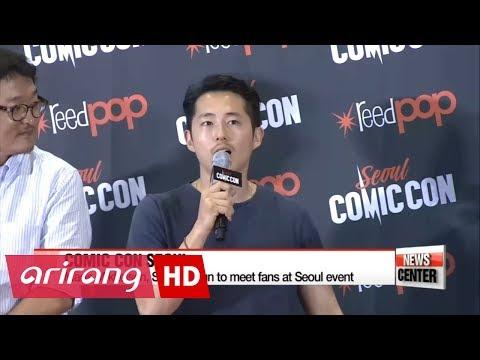 Comic Con Seoul 2017