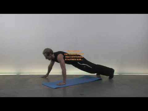 coach video - musculation et fitness - exercice de la ...