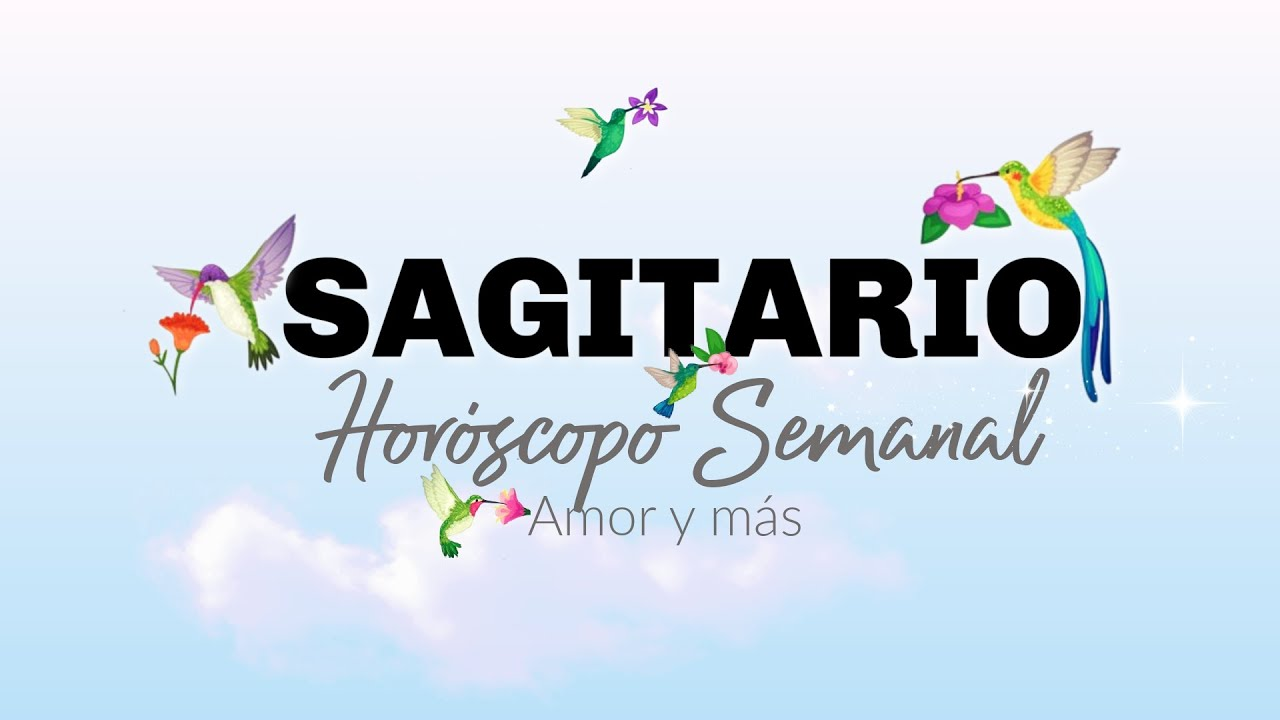 SAGITARIO! ♐️UN CASANOVA MUY MUY ESPECIAL 😏🥰💘TAROT SEMANAL AMOR Y MAS HOROSCOPO Y TAROT