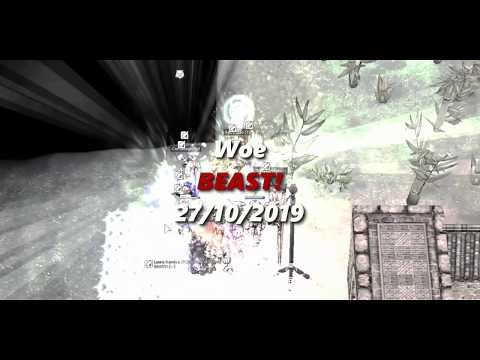 [RAGNAROK] Guillotine Cross Woe Beast! 27/10/2019 By DestroyerSinxD [C/Audio TS]