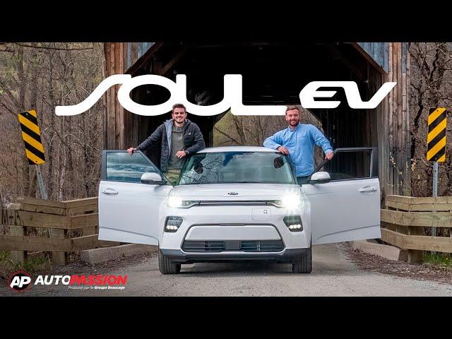 2020 Kia Soul EV (Électrique) - Essai Routier - Nouveau Design Réussi