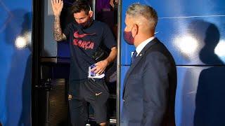 شاهد: صيحات الاستهجان من جماهير برشلونة للاعبين بعد الهزيمة الساحقة أمام بايرن ميونخ…
