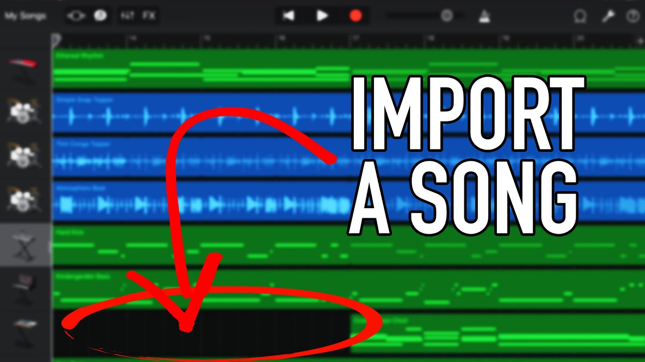 How to transfer a garageband mac file to itunes converter