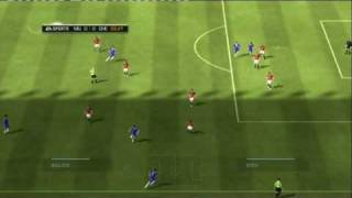 FIFA 09 (PS3) PLAY NOW MANCHESTER vs CHELSEA