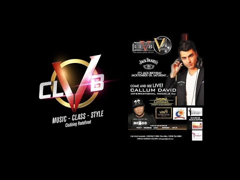 ClubV feat DJ Callum David
