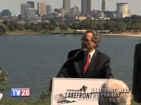 Press Conference-Lakefront West Project