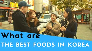 What Are the Best Foods to Try in Korea?