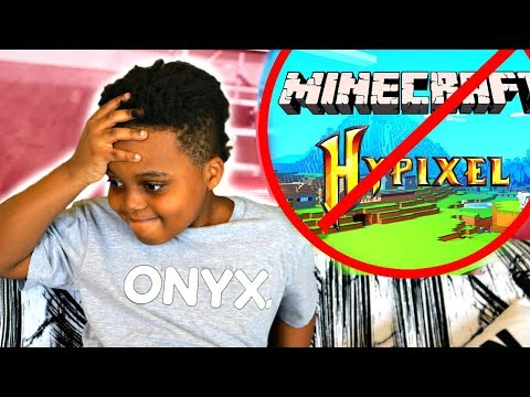 COULDN'T PLAY MINECRAFT FOR A MONTH! - Onyx Life