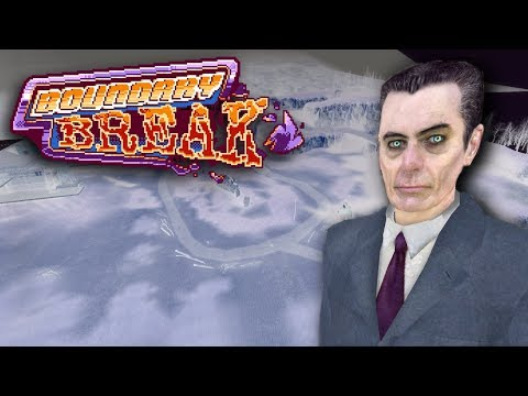 Off Camera Secrets | Half-Life 2 - Boundary Break