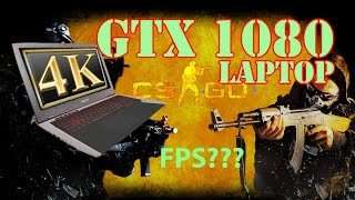 CSGO laptop GTX 1080 - Counter Strike Global Offensive laptop (Asus G701)