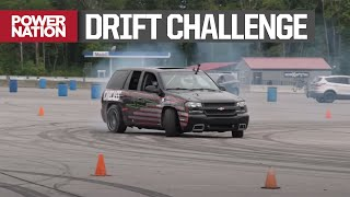 Drifting Through The Course In Our Supercharged Trailblazer SS - Carcass S1, E19
