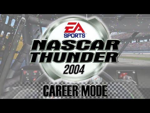 The Rock! (S2.R35) NASCAR Thunder 2004 Career Mode
