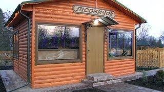На Коломийщині відкрили магазин з лісовою продукцією