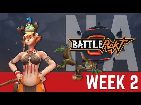 Full Show - NA Week 2 - BattleRekt