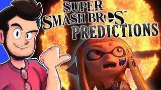 Smash Bros. Character Predictions - AntDude