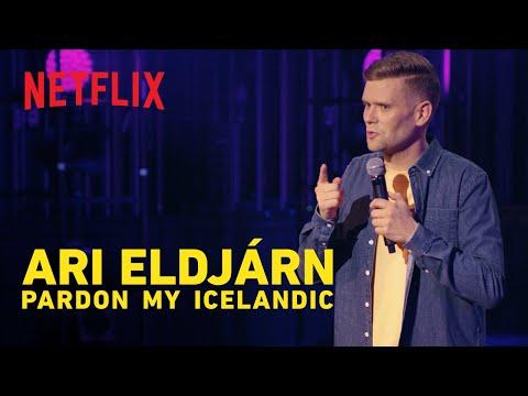 Ari Eldjárn on Nordic Languages | Pardon my Icelandic