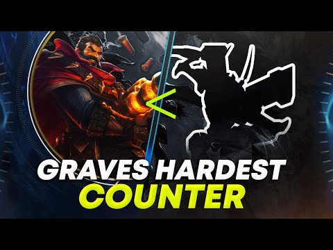 I Found Graves' *HARDEST* Counter! | League of Legends