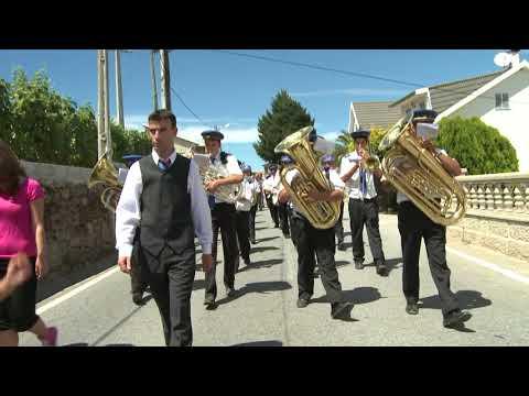 Festa Agosto Riodades - 10-08-2008 - 4ª parte - regresso