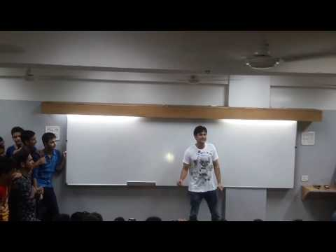 Dance by ps sir on funday of july 2016 at vibrant