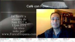 Forex con Café del 8 de Febrero 2018