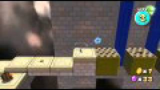 Super Mario Galaxy 2 - Flip-Out Galaxy: Wicked Wall Jumps