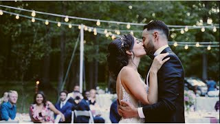 The Wedding of Christine & George
