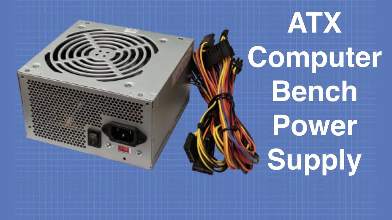 atx bench power supply convert a computer power supply [ 1280 x 720 Pixel ]
