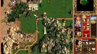 Герои 3 - Тактика игры за замок от Mizrael, 1 нед.